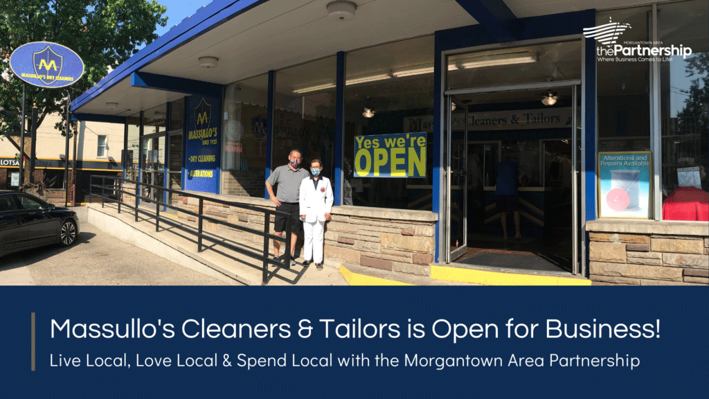 Morgantown Local Business Love Featured Video Tile